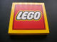 Part No: 59349pb012  Name: Panel 1 x 6 x 5 with Lego Logo Pattern (Sticker) - Set 3221