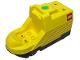 Part No: 6172  Name: Duplo, Train Intelli-Train Engine Base