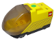 Part No: 6172c01  Name: Duplo, Train Intelli-Train Engine - Complete Assembly