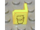 Part No: 6231pb01R  Name: Panel 1 x 1 x 1 Corner with Frankenstein Monster Head Pattern Model Right (Sticker) - Set 8670