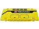 Part No: 64782pb005L  Name: Technic, Panel Plate 5 x 11 x 1 with Grilles, Hatches and LEGO TECHNIC Logo Pattern Model Left Side (Sticker) - Set 42009