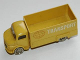 Part No: 651pb01  Name: HO Scale, Mercedes Box Truck without Gray Top