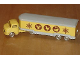 Part No: 657pb05  Name: HO Scale, Mercedes Refrigerated Truck (Animal Symbols, Twin Axle)