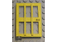 Part No: 73313  Name: Door 1 x 4 x 5 Left with 6 Panes