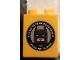 Part No: 76371pb152  Name: Duplo, Brick 1 x 2 x 2 with Bottom Tube with LEGO Batman Movie Days Legoland Florida Pattern