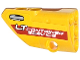 Part No: 87080pb017  Name: Technic, Panel Fairing # 1 Small Smooth Short, Side A with 'LT CONTAINER SERVICE' and Door Handle Pattern (Sticker) - Set 42024