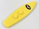 Part No: 90397pb008  Name: Minifigure, Utensil Surfboard Standard with Dark Purple Batman Logo Pattern