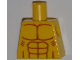 Part No: 973pb1095  Name: Torso Bare Chest with Muscles and Ribs Outline Pattern