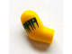 Part No: 982pb014  Name: Arm, Right with Indian Sign Pattern