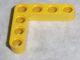 Part No: liftarm04  Name: Technic, Liftarm 4 x 4 L-Shape