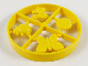 Part No: sc003  Name: Scala Accessories - Complete Sprue - Bow, Flower Type 1, Butterfly, Beetle / Ladybug (same as bel003)