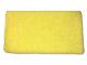 Part No: x1500  Name: Duplo Doll Cloth Mattress 6 x 8