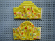 Part No: x1578cx1  Name: Scala Cloth Baby Carrier with Handles and Pouches, Starburst Pattern