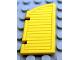 Part No: x638  Name: Fabuland Window Shutter