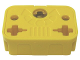 Part No: x928cx1  Name: Technic, Axle Connector Rectangular Triple Spring-Loaded