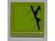 Part No: 3070bpb053R  Name: Tile 1 x 1 with Scales Pattern Model Right Side (Sticker) - Set 8231