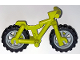Part No: 36934c01  Name: Bicycle Heavy Mountain Bike with Light Bluish Gray Wheels