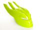 Part No: 64258  Name: Bionicle Mask Gresh