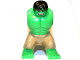Part No: 10121c01pb01  Name: Body Giant, Hulk with Dark Tan Pants Pattern