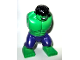 Part No: 10121c02pb02  Name: Body Giant, Hulk with Dark Purple Pants Pattern