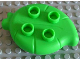 Part No: 31220  Name: Duplo Plant Leaf Single with 4 Top Studs