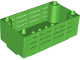 Part No: 98191  Name: Duplo Container Box 4 1/2 x 8 with Studs on Corners
