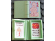 Part No: 33009pb008  Name: Minifigure, Utensil Book 2 x 3 with Baby Pattern (Stickers) - Scala Nursery
