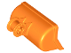 Part No: 21998  Name: Duplo Front End Loader Bucket with Locking Ring - 7 Teeth