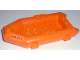 Part No: 30086pb04  Name: Boat, Rubber Raft, Small with 'RB-23' Pattern on Both Sides (Stickers) - Set 7739