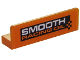 Part No: 30413pb055  Name: Panel 1 x 4 x 1 with 'SMOOTH RACING OIL' Pattern (Sticker) - Set 60146