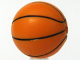 Part No: 43702pb02  Name: Sports Basketball with Standard Lines Pattern