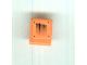 Part No: 54200pb050L  Name: Slope 30 1 x 1 x 2/3 with Black Fade Pattern Model Left (Sticker) - Set 8641