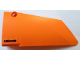Part No: 64392pb005  Name: Technic, Panel Fairing #17 Large Smooth, Side A with Door Handle Pattern (Sticker) - Set 8110