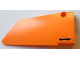 Part No: 64682pb005  Name: Technic, Panel Fairing #18 Large Smooth, Side B with Door Handle Pattern (Sticker) - Set 8110