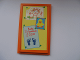 Part No: 6953pb04  Name: Scala Wall, Panel 6 x 10 with 'Baby Thomas 2000' and Drawings Pattern (Sticker) - Set 3152