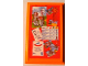 Part No: 6953pb09  Name: Scala Wall, Panel 6 x 10 with Bulletin Board and Horse Pictures Pattern (Sticker) - Set 3124