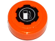 Part No: 98138pb050  Name: Tile, Round 1 x 1 with Filler Cap with Gas/Fuel Pump Pattern (Sticker) - Set 42048