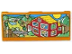 Part No: dupstr28  Name: Storybuilder Happy Home Memory Card with House Pattern