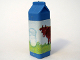 Part No: 33011apb02  Name: Scala Accessories Carton Milk, Label with Brown Cow in Pasture Pattern (Sticker) - Set 3115