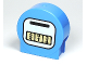 Part No: 41970pb07  Name: Duplo, Brick 1 x 3 x 2 Round Top with Gas/Fuel Pump Gauge Pattern