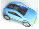 Part No: 53899c03  Name: Duplo Car Coupe with Dark Bluish Gray Base, Headlights