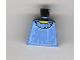 Part No: 973px174  Name: Torso Harry Potter Hermione Blouse Pattern