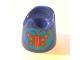 Part No: 33050pb05  Name: Scala Baby Potty with Butterfly Pattern (Sticker) - Set 3149