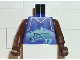 Part No: 973bpb142c01  Name: Torso NBA Utah Jazz #32 Pattern / Brown NBA Arms