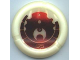 Part No: 32533pb175  Name: Bionicle Disk, 175 Ta-Metru Pattern