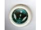 Part No: 32533pb279  Name: Bionicle Disk, 279 Ga-Metru Pattern