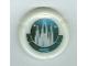 Part No: 32533pb442  Name: Bionicle Disk, 442 Ko-Metru Pattern