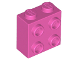 Part No: 22885  Name: Brick, Modified 1 x 2 x 1 2/3 with Studs on 1 Side