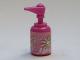 Part No: 6933bpb01  Name: Scala Accessories Bottle Pump with Shampoo Pattern (Sticker) - Set 3142