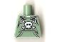 Part No: 973pb0662  Name: Torso Pockets and Skull and Crossbones Pattern